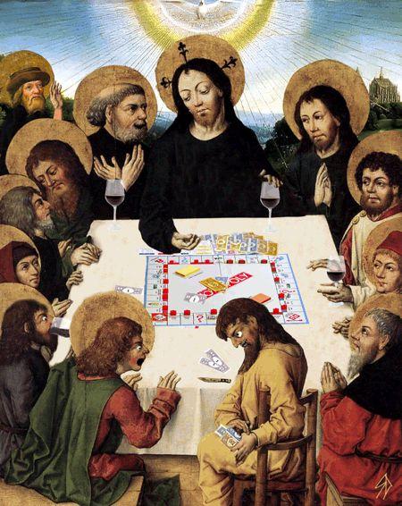 gif drole peinture renaissance 15 Des gif amusants à base de peintures de la renaissance  geek fun 3 featured divers bonus
