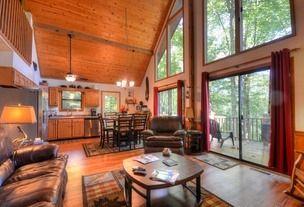 Cabin Rentals Near Bryson City Nc Pet Friendly Cabins Condos And Lofts Smoky Mountain Cabin Rentals Cabin Rentals Smoky Mountain Rentals