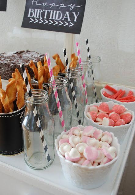 Mamas Kram Geburtstagsbuffet Geburtstag Feiern Ideen