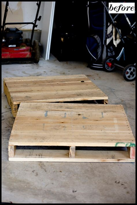 pallet bed how to