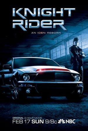 El Coche Fantástico La Película 2008 Filmaffinity El Coche Fantastico Autos Mustang Coches Chulos