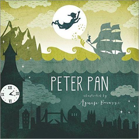 kinderbuch peter pan