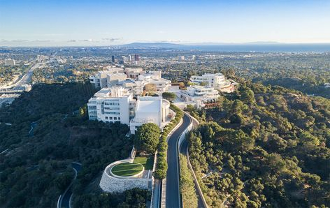 The Getty Center at 20. The Getty's president reflects on the vision that guided the creation of the Getty Center, and where the Getty is headed now.