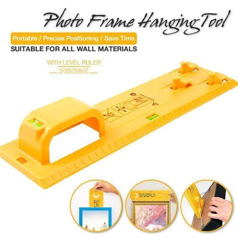 Photo Frame Hanging Tool - 1 PC