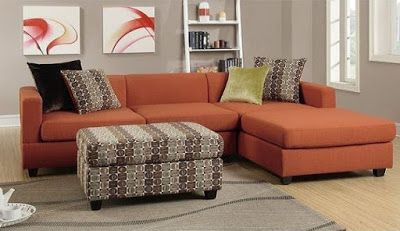 13d8f5ad0787a0829cb840608bd156af - Better Homes & Gardens Porter Fabric Tufted Futon Rust Orange