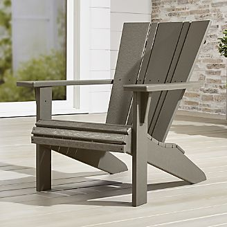 Around Fire Pit Vista Ii Adirondack Chair Patio Lounge Furniture