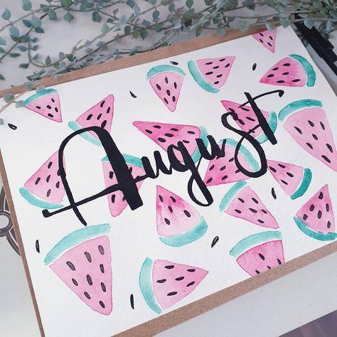 Die Liebe Zu Stift Pinsel Handlettering Ubungen Hand