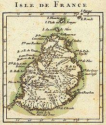 Van Keulen De Z O Haven Van T Eyland Mauritius Histoire De