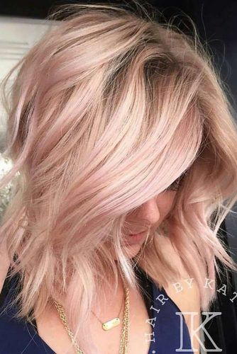 Ways to Style Your Thinning Hair | Sam hair | Hair color ...