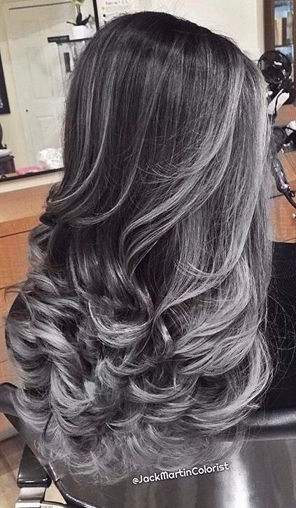 82 Unique Hair Color Ideas For Winter And Spring Koees Blog Hair Color Unique Hair Styles Silver Hair Color