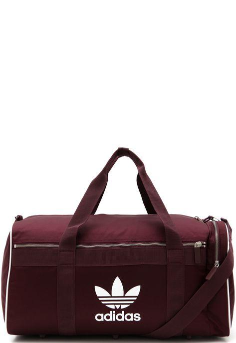 c51e87ca8 Mala adidas Originals Duffle l Ac Vinho   Products   Pinterest