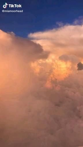 Tiktok Video Sky Photography Clouds Aesthetic Backgrounds