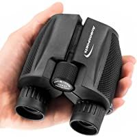 Aurosports 10x25 Folding High Powered Compact Binoculars For Adults Kids With Weak Light Night Vision Clear Binocular For Bird In 2020 Binoculars Concert Night Vision