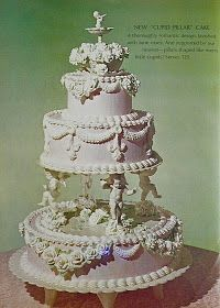 Wedding cakes have certainly evolved over the decades just as tastes and styles have in our American way of life. There was a time when e...