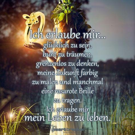 Ich ERLAUBE mir ... mein Leben zu leben. - #brille #ERLAUBE #ich #leben #mein #mir #zu