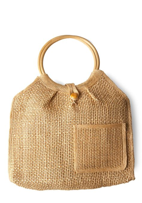 Vintage Beachfront and Center Bag Diy Bag Designs, Mint Bag, Embroidery Bags, Jute Bags, Craft Bags, Simple Bags, Fabric Bags, Womens Purses, Handmade Bags
