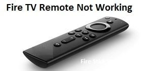 Fire Stick Remote Not Working 833-886-2666 Fixes | Fire