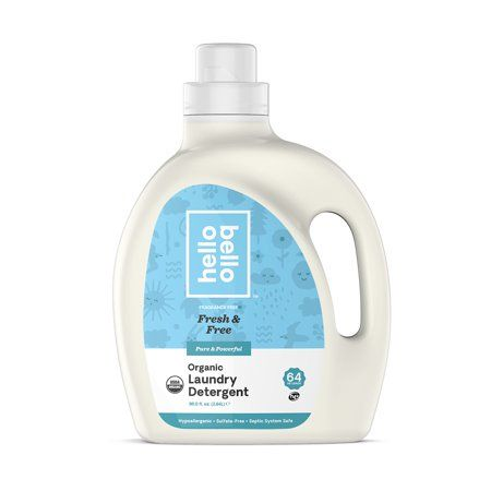 Baby Laundry Detergent Organic Laundry Detergent Scented