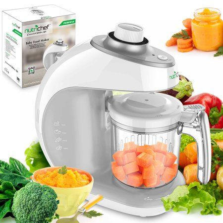 Baby Food Processor Recipes Baby Food Makers Homemade
