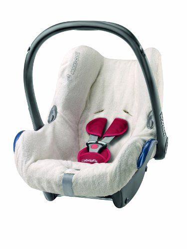 rosa pink grau f/ür Kindersitz RodiFix AirProtect Maxi-Cosi 24998097 Maxi-Cosi Sommerbezug//Schonbezug