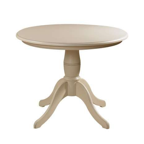Austin Cream Round Dining Table Dunelm Ideas For The