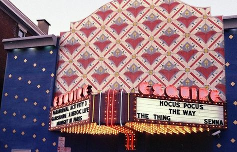 Esquire Theater, Cincinnati