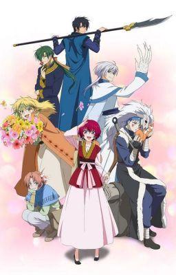 Nonton Akatsuki No Yona : nonton, akatsuki, Vampire, Knight, Reader, Akatsuki, Yona,, Anime,, Anime