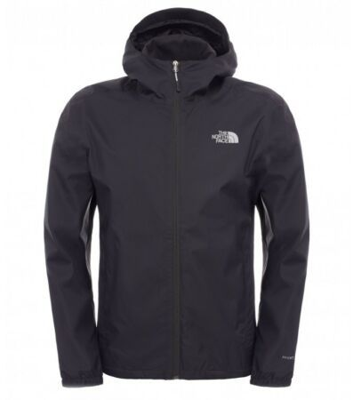 Details About The North Face Quest Hooded Waterproof Shell Jacket Tnf Black Coat White Navy With Images North Face Hyvent Jacket North Face Mens Jackets