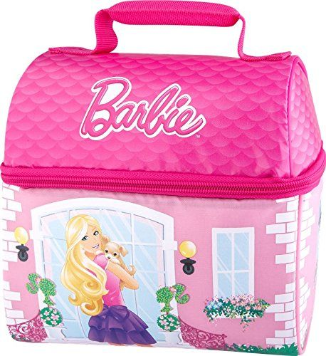 Thermos Novelty Lunch Kit, Barbie, 2015 Amazon Top Rated Lunch Boxes #Kitchen