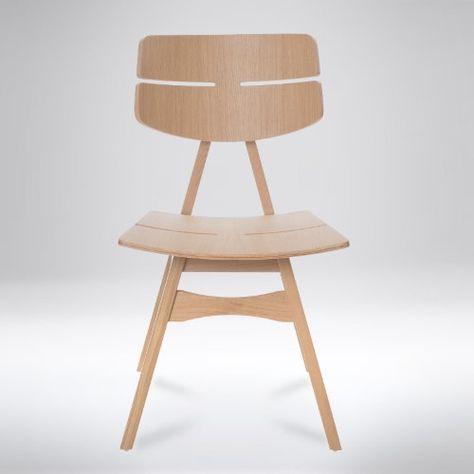 3be54a55464a32 Teva Home TEV-Venus-CH Venus Dining Chair Natural - 33.8 x 18 x 15.7 in.  (Pack of 2)