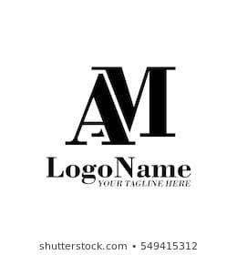 Am Logo Logo Images Logos Stock Photos