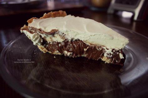 Chocolate and Cream Pie (S)