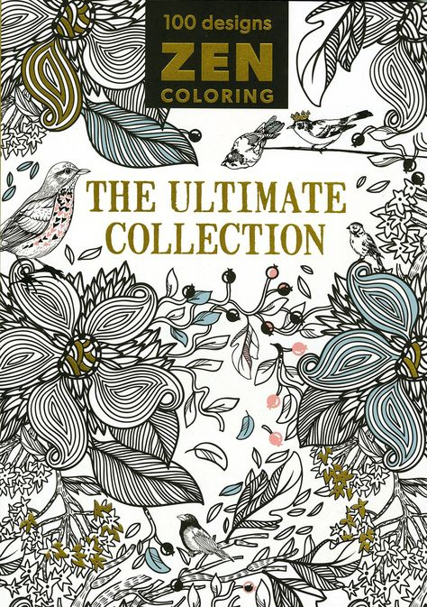 gmc online bookstore Zen Coloring Book The Ultimate Collection Products Zen