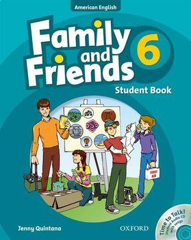 Family And Friends 6 Unit 1 To 4 Exam With Images Class Book