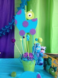 Monsters Inc Party Supplies Baby Shower