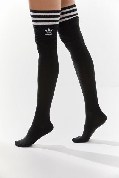 Red High Heels Stockings