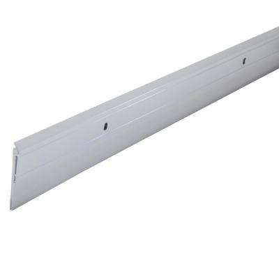 Md Building Products 36 In Silver Cinch Door Seal Bottom 1 Piece