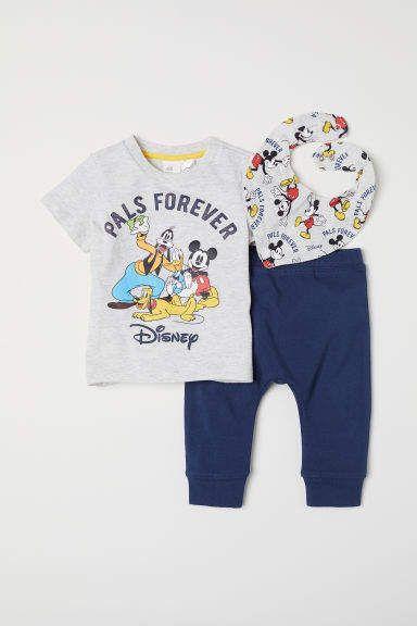 c90635eaa Printed Jersey Set   ropa niño   Ropa, Ropa infantil para niña y ...