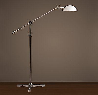 Rh S Rowan Pharmacy Task Floor Lamp A Classic Fixture Like Those
