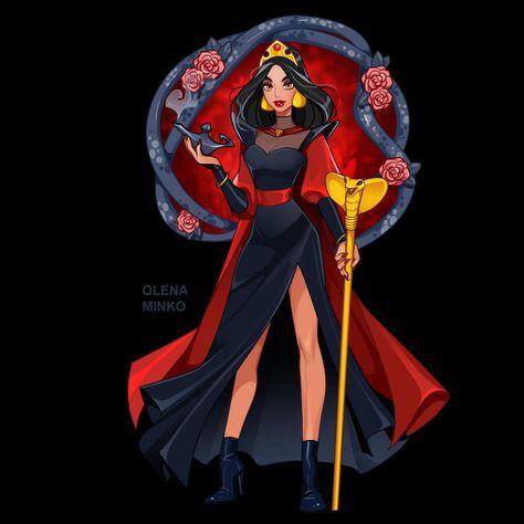 Jasmine by OlenaMinko on DeviantArt