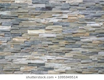 Quartzite Natural Stone Cladding For External Walls Background