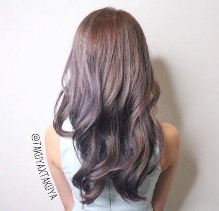 26 Trendy Hair Styles Korean Colour Beige Hair Korean Hair