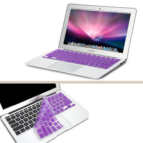 Us Version for MacBook 12 Inch A1534 Keyboard Cover Protector Skin,Backlit-Purle,China