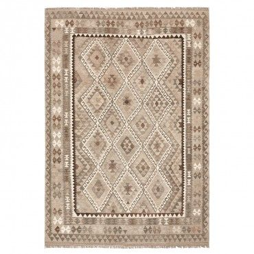 Flat Weave Wool Rug 6 9 X9 6 With Images Bohemian Chic Decor Flat Weave Wool Rug Chic Decor