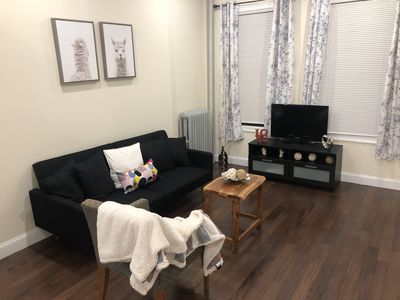 Brooklyn 2br Residence Close To Train Manhattan Nyc One Bedroom