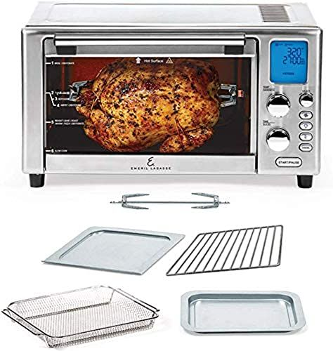 New Emeril Lagasse Power Air Fryer Oven 360 2020 Model Special