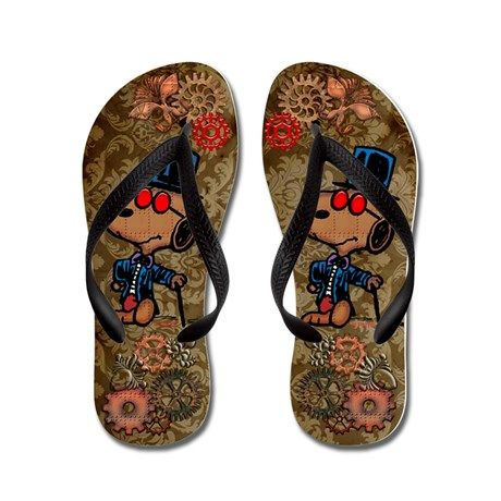 6ece80ed7 Zentangle Hippy Bright Pop Art Flip Flops