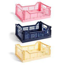 Mini Cagette Pliable Cagette Cagette Plastique Systeme De Rangement
