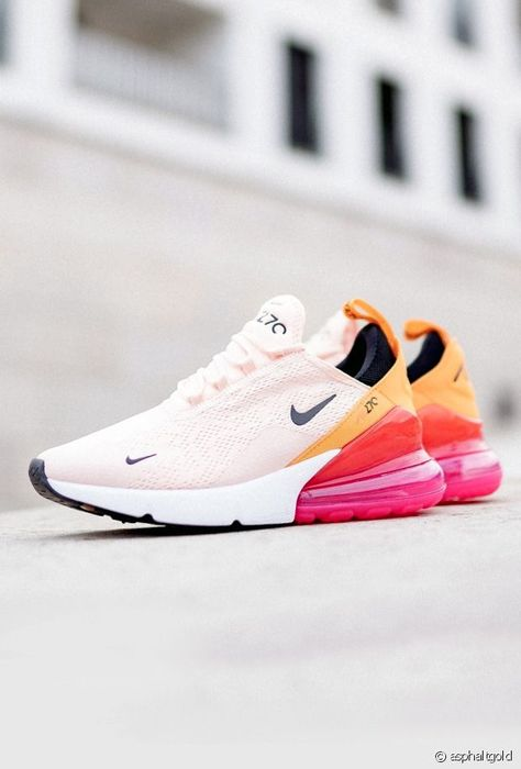 air max 270 rosa fluo
