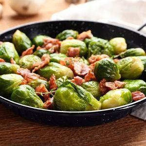 Kuchnia Magazyn Dla Smakoszy Food Brussel Sprout Vegetables